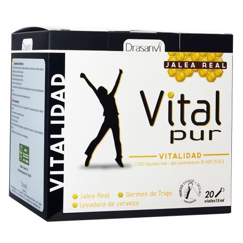 vitalpur vitalidad drasanvi 20 viales