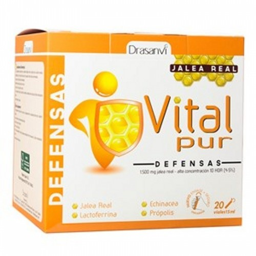 vitalpur defensas drasanvi 20 viales