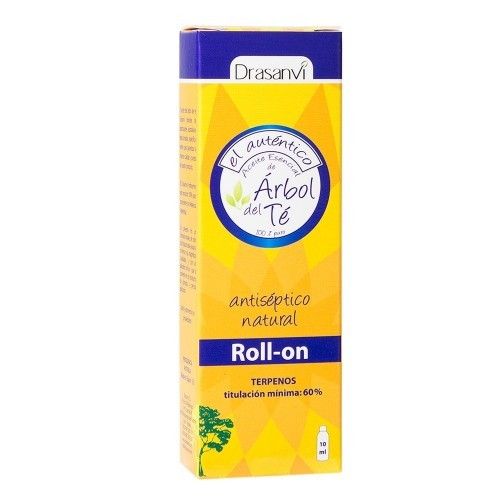 roll on aceite arbol del te drasanvi 10 ml