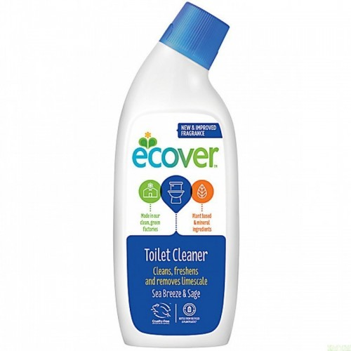 limpiador wc ocean ecover 750 ml