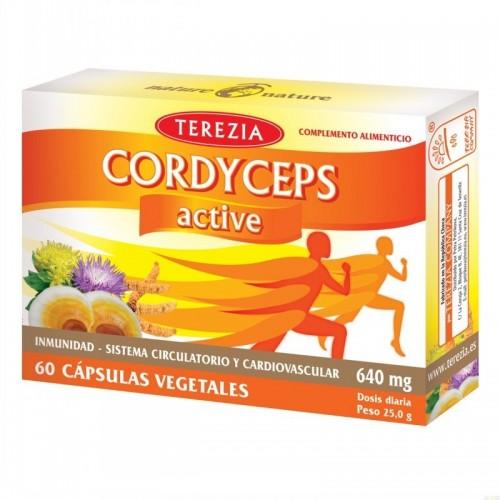 cordyceps active terezia 60 capsulas bio