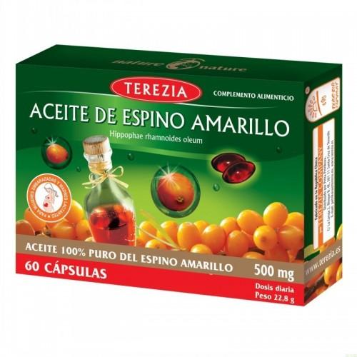 aceite espino amarillo 100 terezia 60 capsulas bio