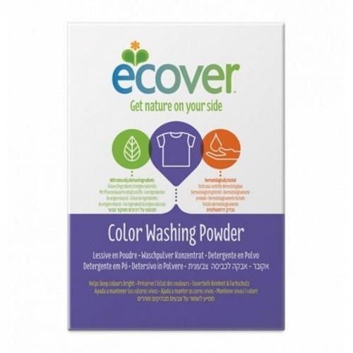 detergente polvo lavadora ropa color ecover 12 kg