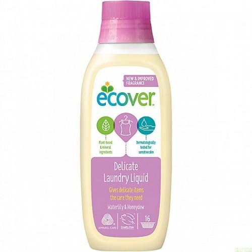 detergente liquido ropa delicada ecover 1 l