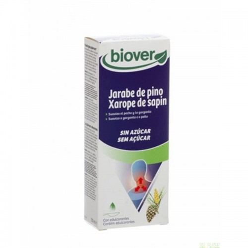 jarabe pino sin azucar biover 150 ml bio