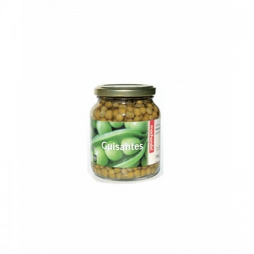 guisantes bote machandel 370 ml bio