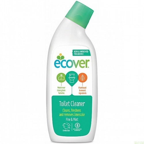 limpiador wc pino ecover 750 ml
