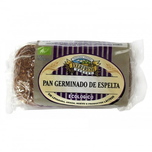pan germinado espelta everfresh 400 gr