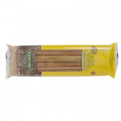 espagueti tricolor bioidea 500 gr bio