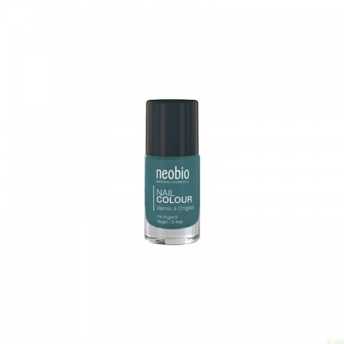 esmalte uñas 09 precious turquoise neobio 8 ml