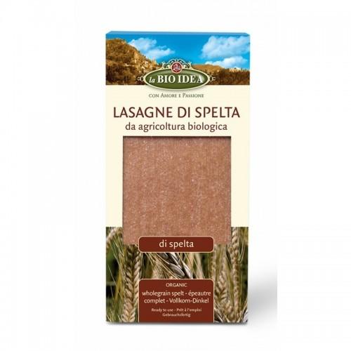 lasaña espelta integral bioidea 250 gr