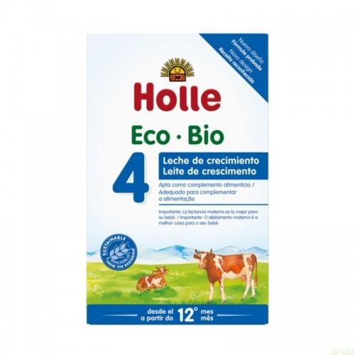 leche crecimiento 4 12 meses holle 600 gr eco