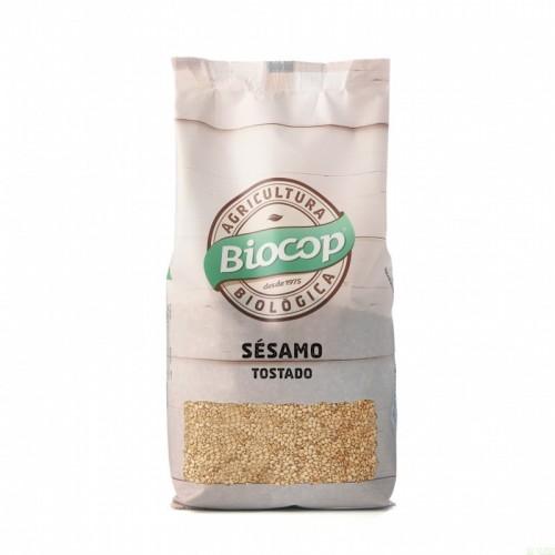 sesamo tostado biocop 500 gr bio