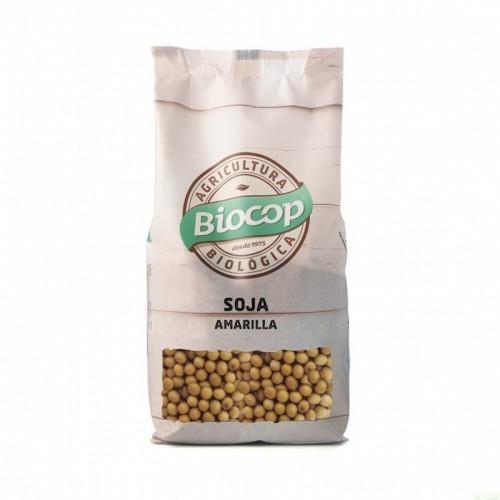 soja amarilla biocop 500 gr bio