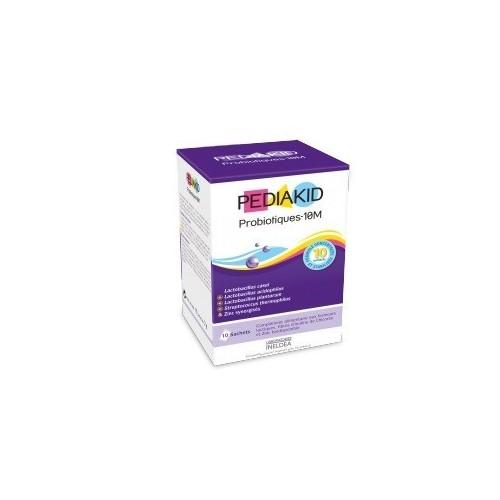 probioticos inmuno 10m pediakid 10 sobres