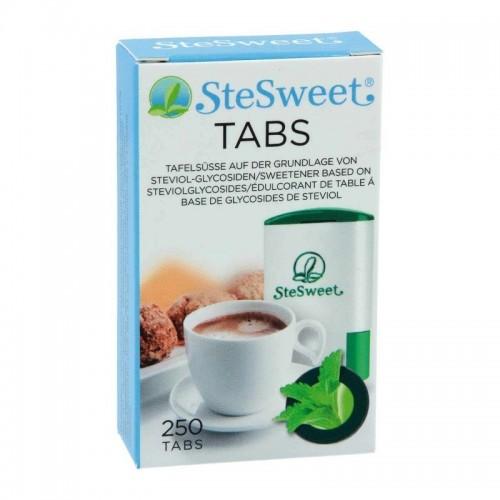 stevia stesweet 250 tabletas bio