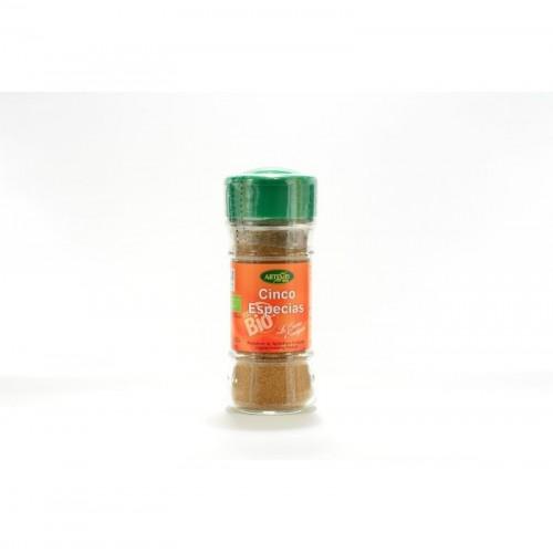 cinco especias artemis 30 gr bio