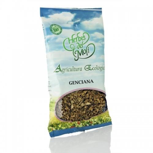 bolsa genciana raiz herbes del moli 70 gr eco