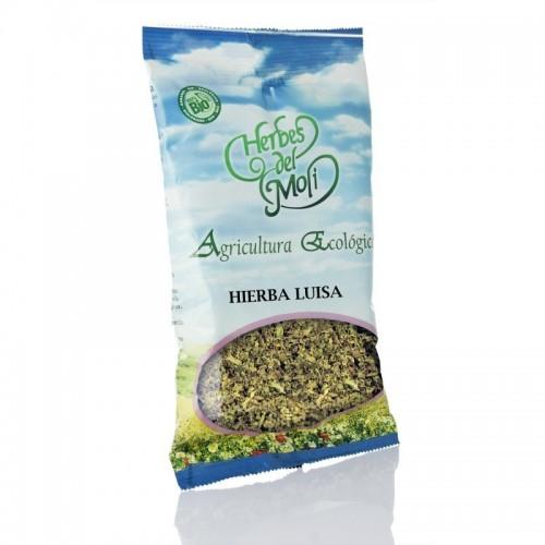 bolsa hierba luisa hojas herbes del moli 20 gr eco