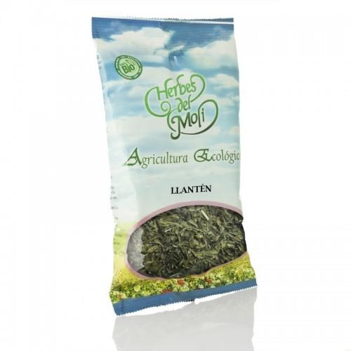 bolsa llanten hojas herbes del moli 30 gr eco
