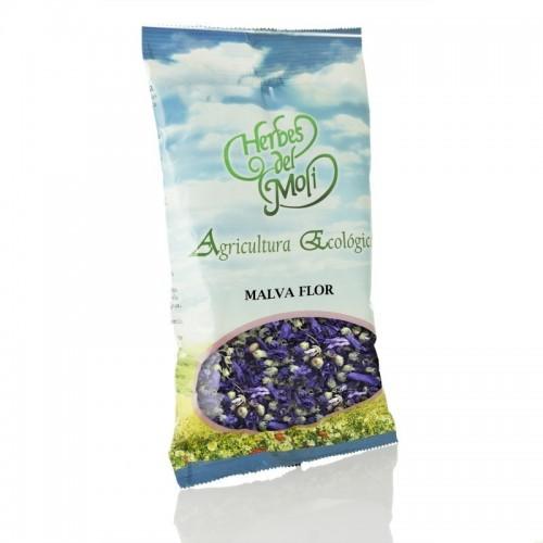bolsa malva flor herbes del moli 20 gr eco