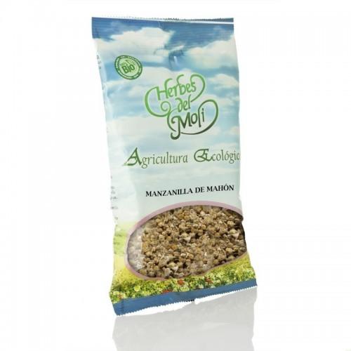 bolsa manzanilla mahon herbes del moli 40 gr eco