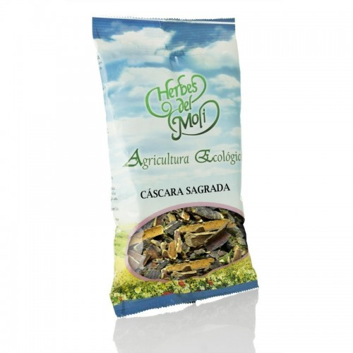 bolsa cascara sagrada corteza herbes del moli 75 gr eco