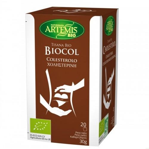 tisana biocol t artemis 20 filtros bio