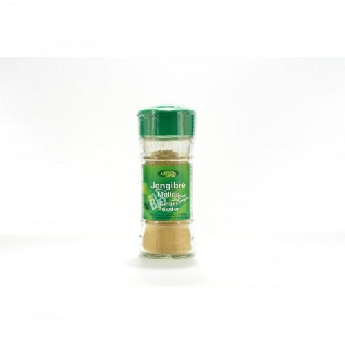 jengibre molido especias artemis 25 gr bio