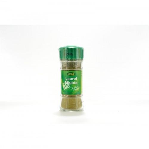 laurel molido especias artemis 28 gr bio