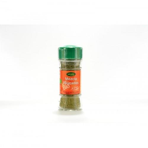 mezcla pescados especias artemis 25 gr bio