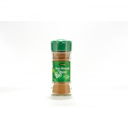 nuez moscada molida especias artemis 40 gr bio