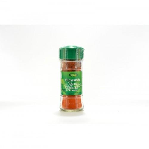 pimenton dulce especias artemis 38 gr bio