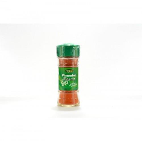 pimenton picante especias artemis 40 gr bio