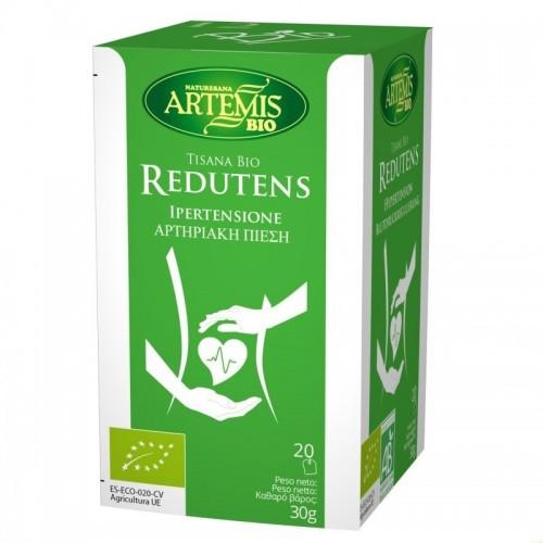 tisana redutens t 20 filtros artemis bio