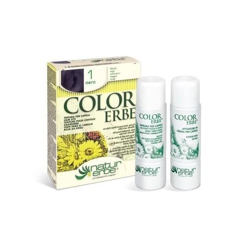 tinte negro nº 1 color erbe