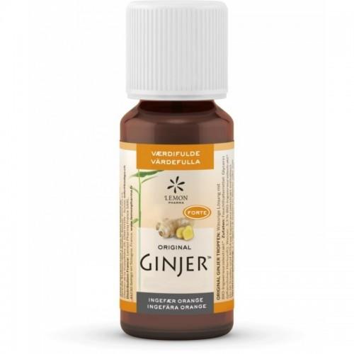 ginger gotas lemon pharma 20 ml bio
