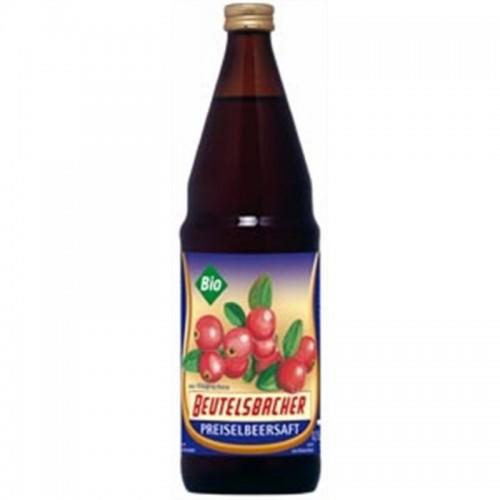 zumo arandano rojos beutelbach 700 ml