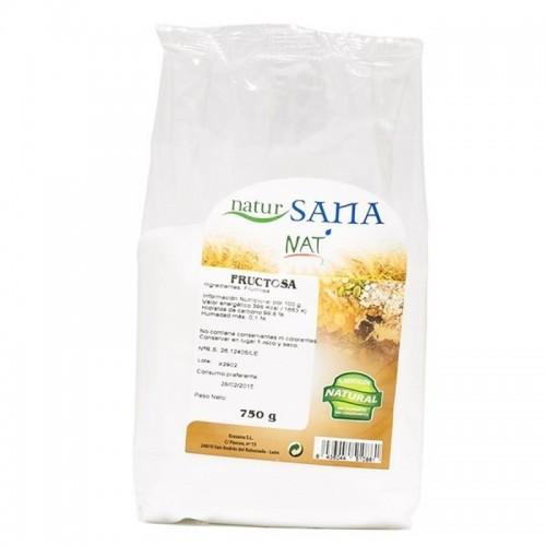 fructosa natural ecosana 750 gr