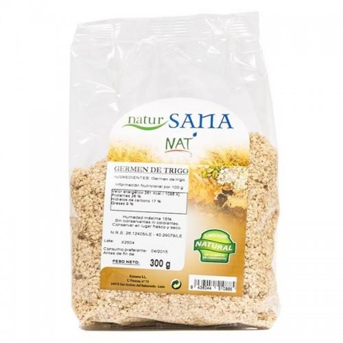 germen trigo natural ecosana 300 gr