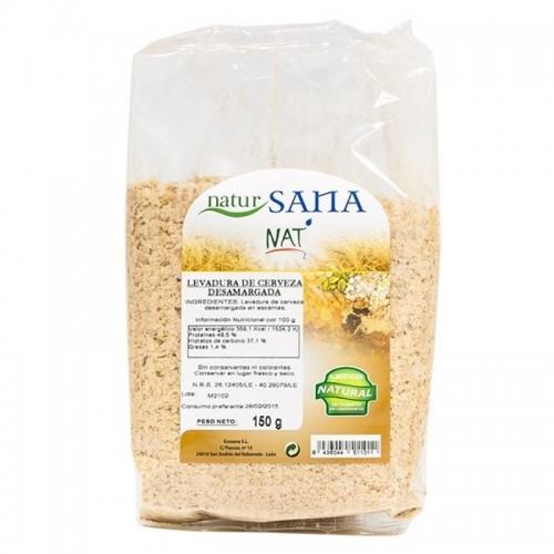 levadura desamargada natural ecosana 150 gr