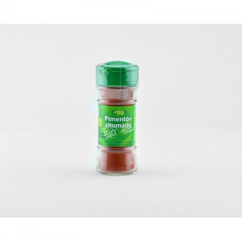 pimenton ahumado especias artemis 40 gr bio