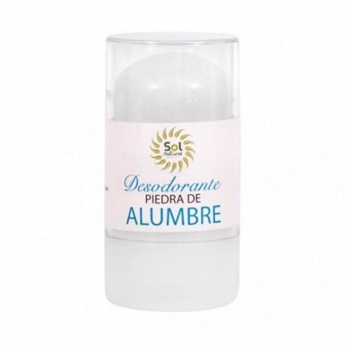 desodorante alumbre sol natural 120 gr