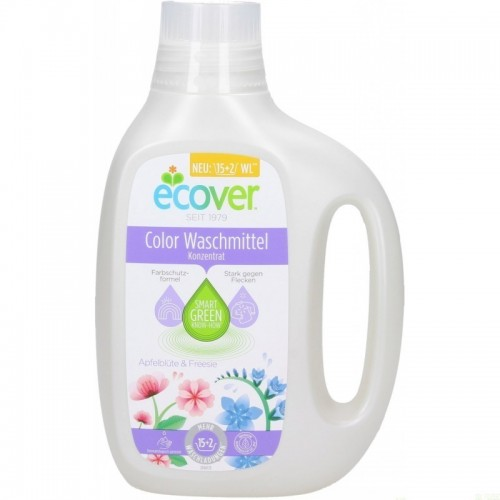detergente liquido color ecover 850 ml