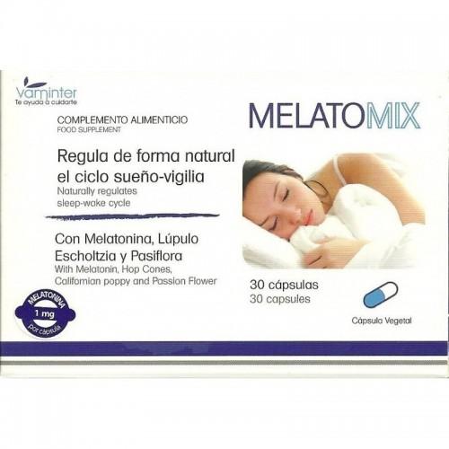 melatomix melatonina vaminter 30 capsulas