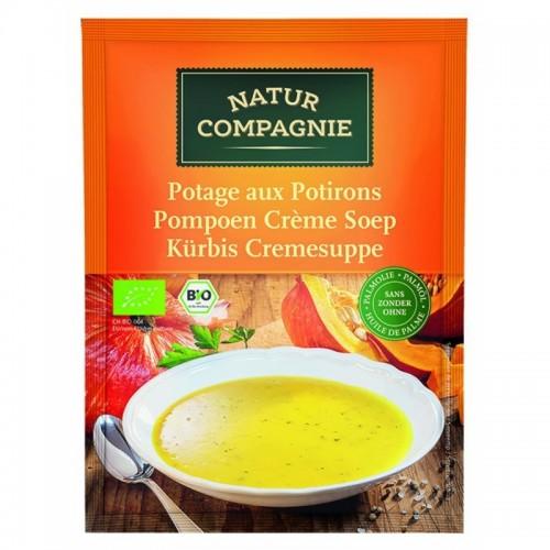 crema calabaza natur compagne 40 gr bio