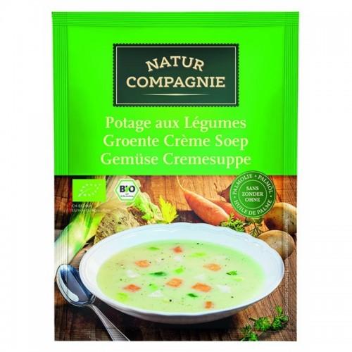 sopa verduras cremosa natur compagne 43 gr bio