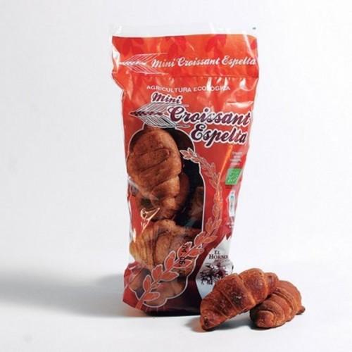 mini croissant espelta horno de leña 210 gr bio