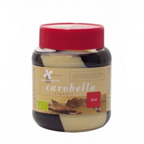 crema algarroba duo untar molenaartje 350 gr bio