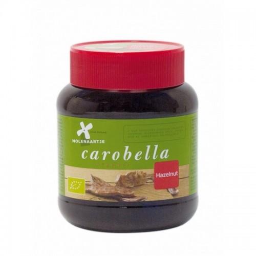 crema algarroba avellanas untar molenaartje 350 gr bio
